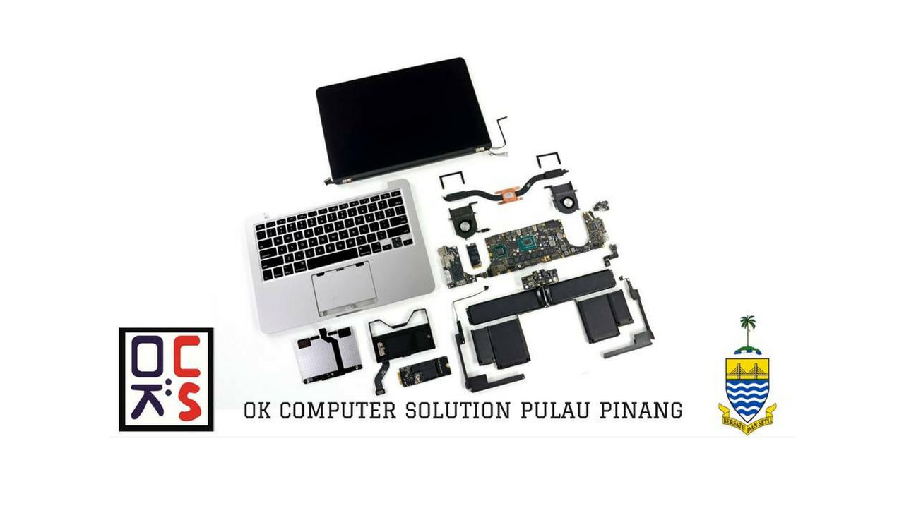 OK Computer Solution Pulau Pinang