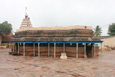 Kundgol Shiva temple