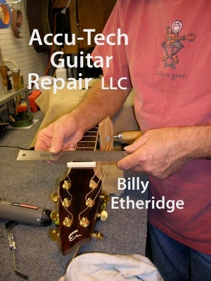 Accu-Tech Guitar Repair LLC