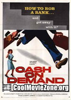 Cash on Demand (1961)