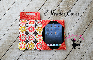 iPad Cover PDF Sewing Pattern Tutorial