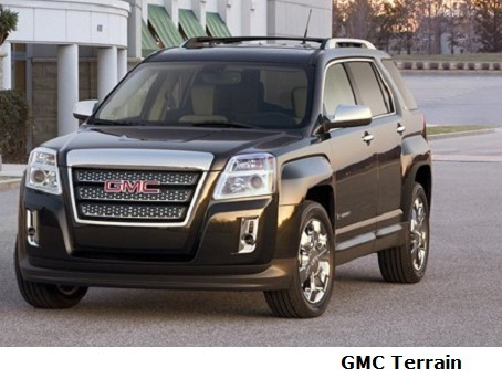 2012 gmc terrain review test and review. Black Bedroom Furniture Sets. Home Design Ideas