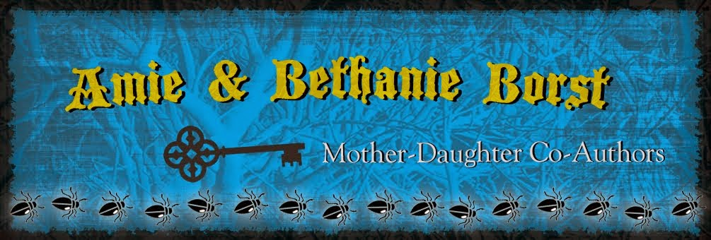 Mother-Daughter Co-Authors Amie and Bethanie Borst