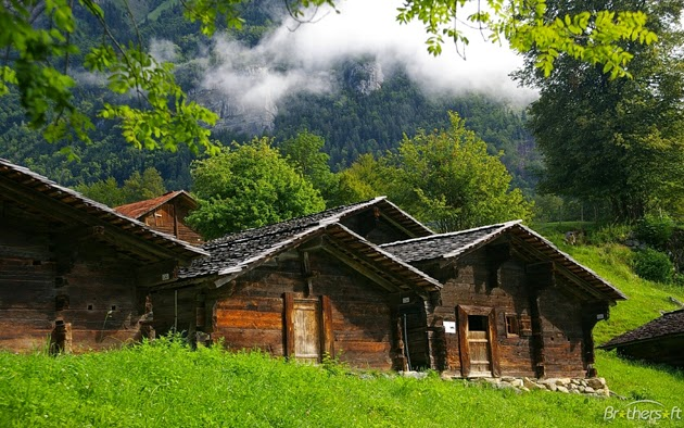 Beautiful scenery in switzerland most beautiful places for Lakeview cabin download