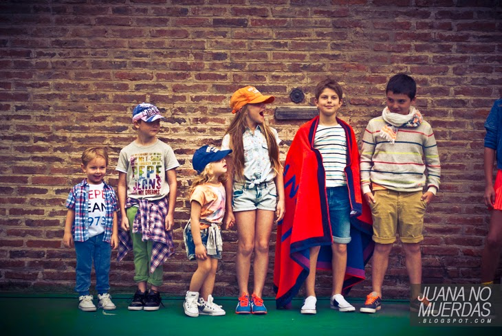 Pepe Jeans London S/S 2015