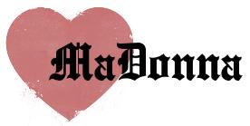 MaDonna blog