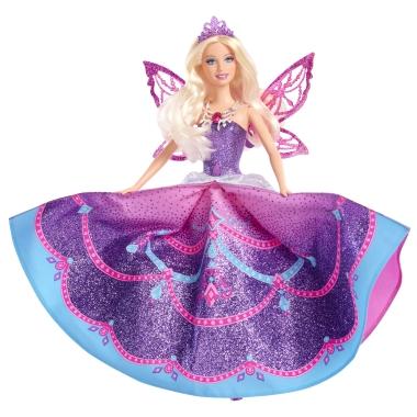 Barbie: Mariposa i księżniczka wróżek
