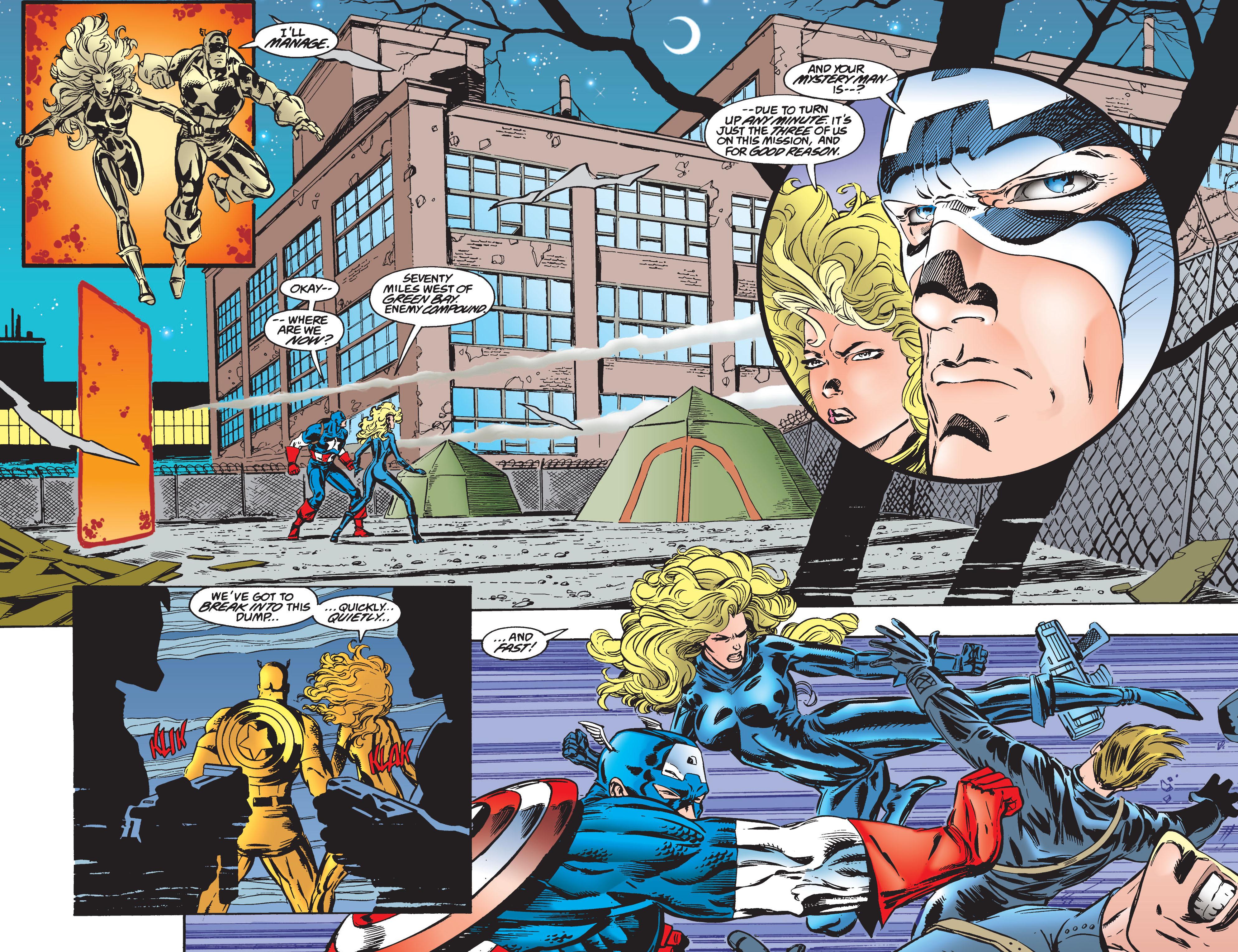 Captain America (1968) Issue #445 #399 - English 14
