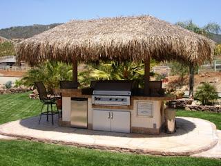 แบบครัวหลังบ้าน