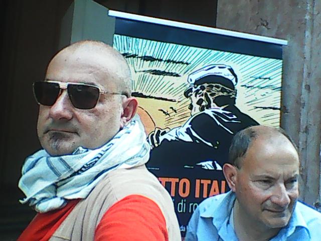 KOYTARELLIS-MILANO  2016 FUMETTO  ITALIANO   PALAZZO  PERMANENTE