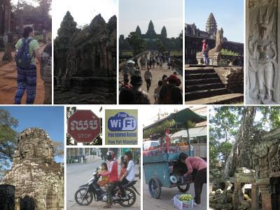 Angkor Region und Siem Reap