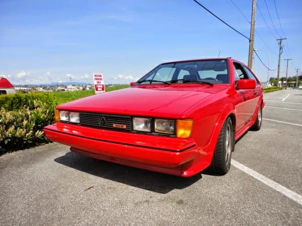 1987 VW Scirocco 16V for Sale - Buy Classic Volks