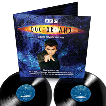 doctor who series 1 and 2 soundtrack 12quot vinyl release