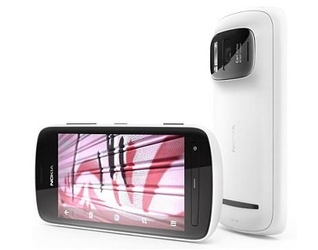 Nokia PureView 808 - 41 MegaPixel Phone