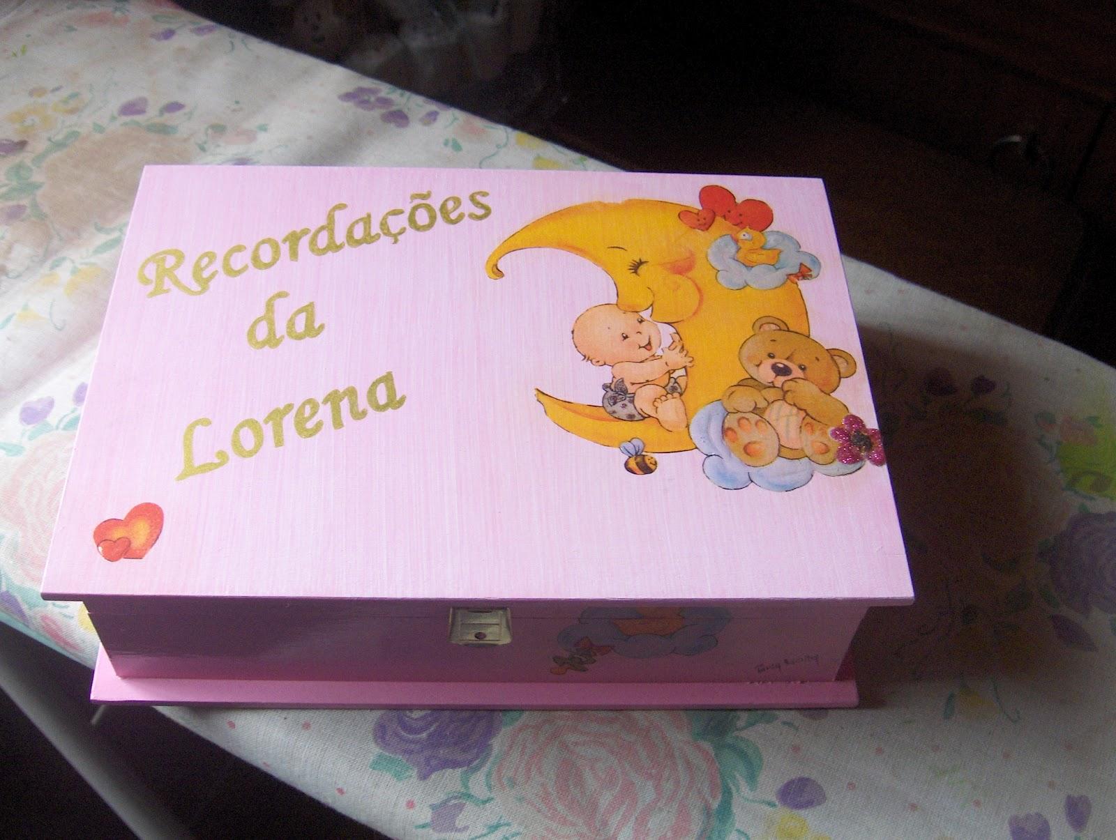 Paula Noira prendinhas com arte: caixa recordaçoes bebé #A77224 1600x1205
