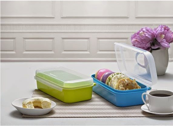 Tupperware Mini Signature (2) Promo