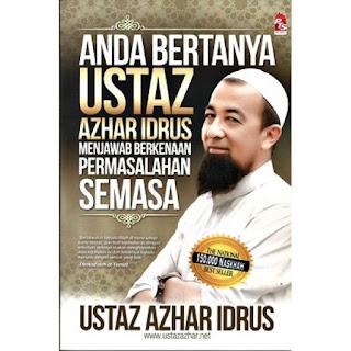 Assalamualaikum shortnote kuliah maghrib Ustaz Azhar Idrus di Surau Ladang KT.