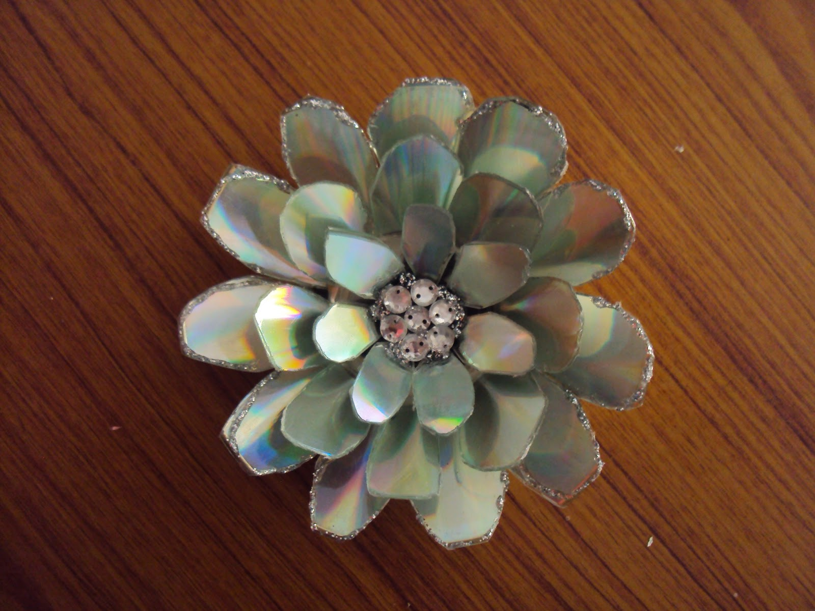 Art And Craft Flower Making