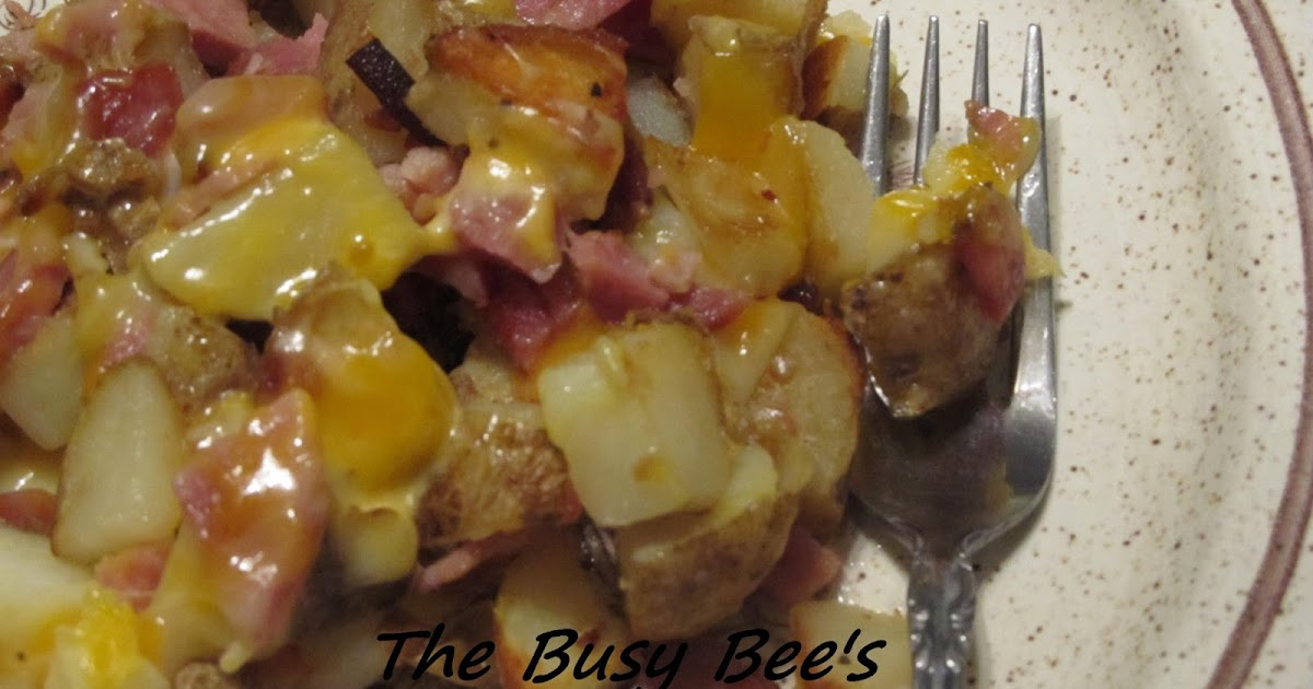The Busy Bee's: Easy, Flavorful Hashbrowns