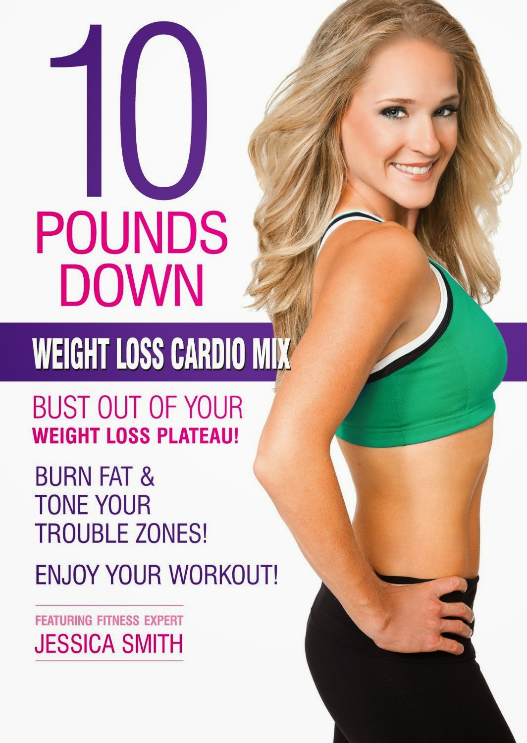 Saundra: Jessica Smith Weight Loss Cardio Mix - Thougths