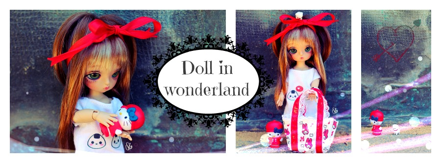 Doll in Wonderland