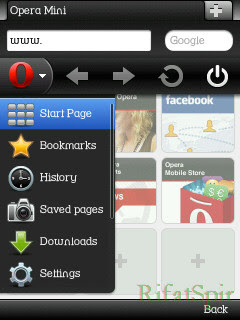 Download Opera Mini 6.5 Handler