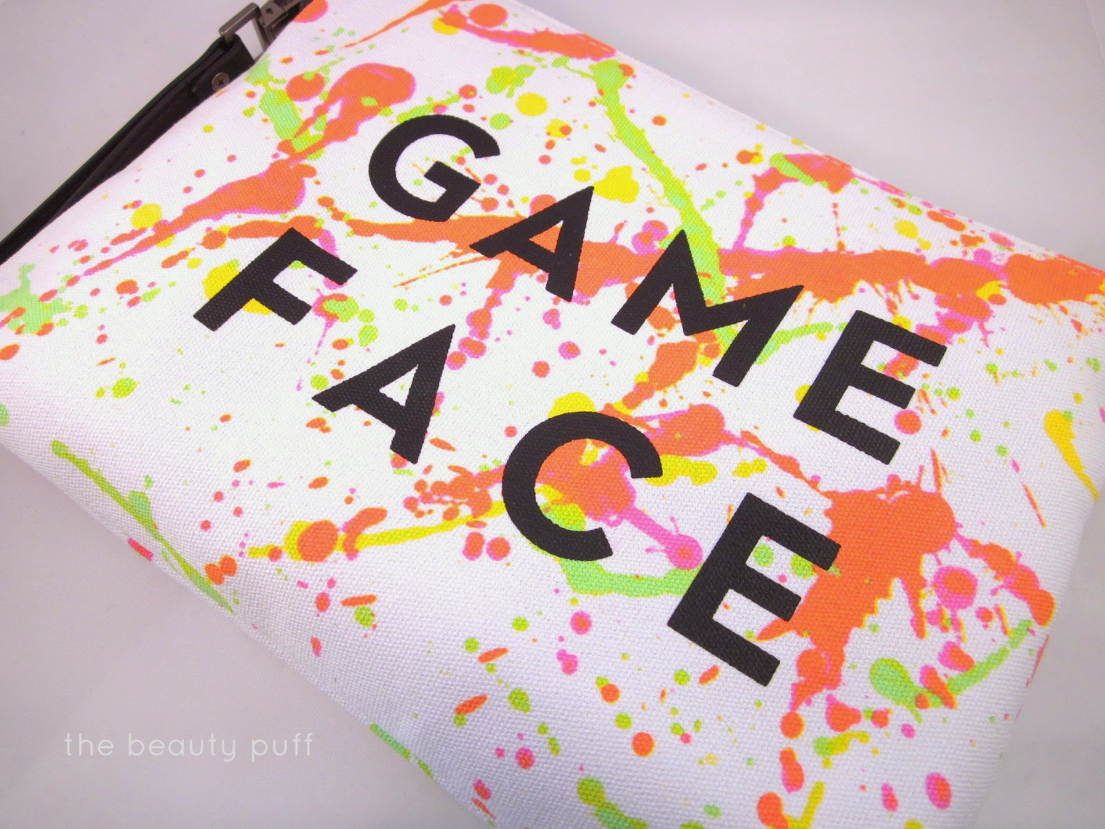 milly game face bag beauty.com - the beauty puff