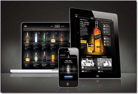 Крупнейший в мире производитель алкогольной продукции, компания Diageo, оснастит бутылки с виски «умными» этикетками, которые смогут общаться со смартфонами любителей крепких напитков.