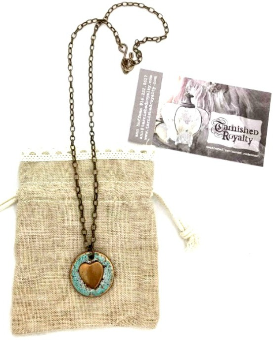 Favorite Things Giveaway cork necklace DIY beautify