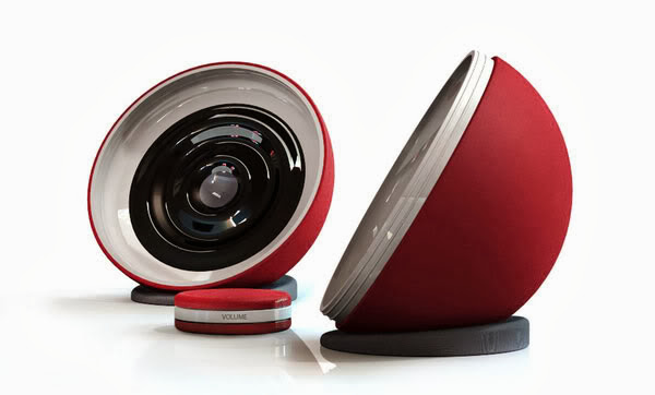 Innovative Speakers and Unique Speaker Designs (15) 4