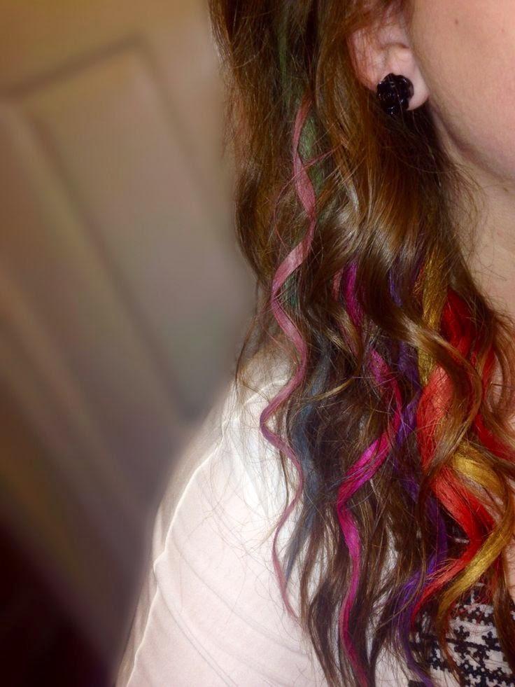 Color Rebel Redken - Tendencia Maquilhagem colorida para cabelos