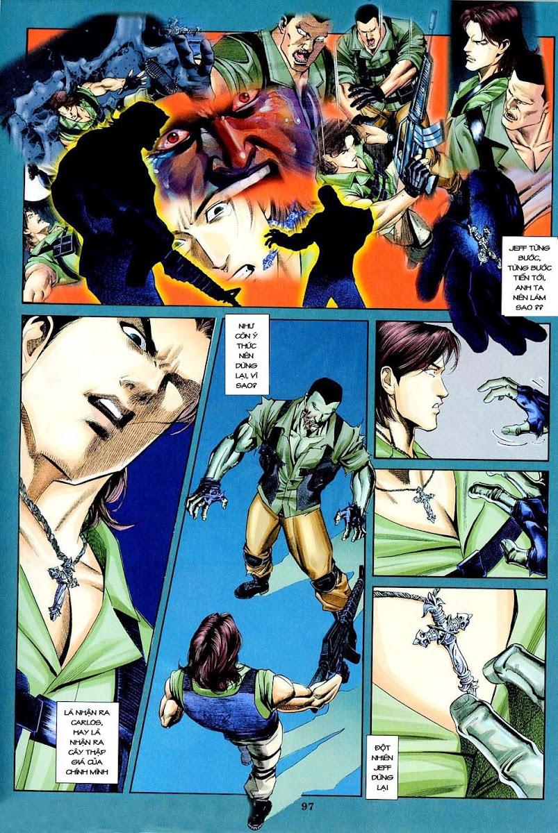Resident Evil 3 chap 4 - Trang 18