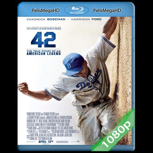 42 (2013) 1080P HD MKV ESPAÑOL LATINO
