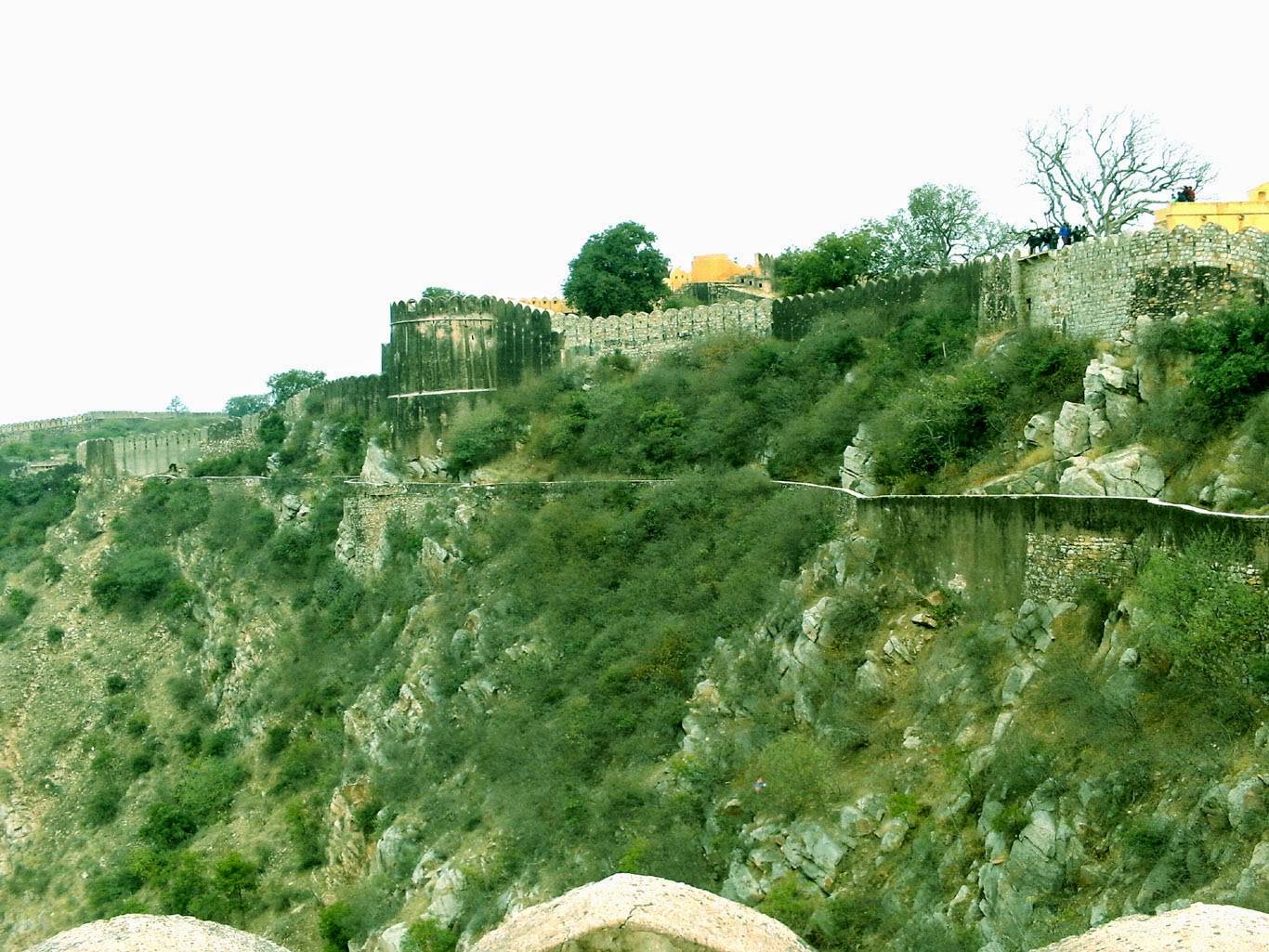 valley Nahargarh Fort Jaipur 14