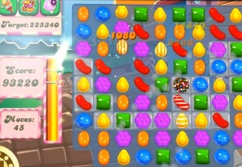 Android App Review Center: Android App Review - Candy Crush Saga