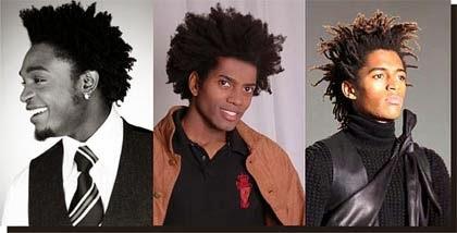 cortes de cabelos masculinos modernos afro