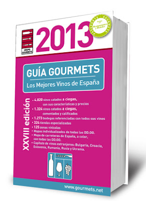 GUIA GOURMETS 2013
