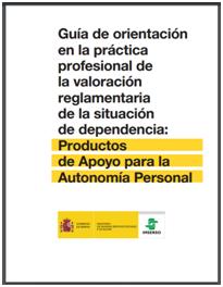 Guía de orientación.....Productos de Apoyo para la Autonomía personal