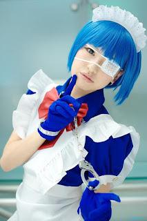 Mai Cosplay as Ryomou Shimei from Ikki Tousen