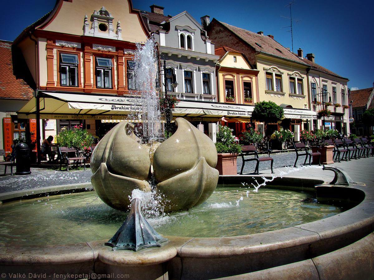 Fő tér, Kőszeg, Magyarország