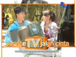 Sinopsis Service TV Jalan Cinta