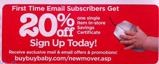 Buybuybaby coupons