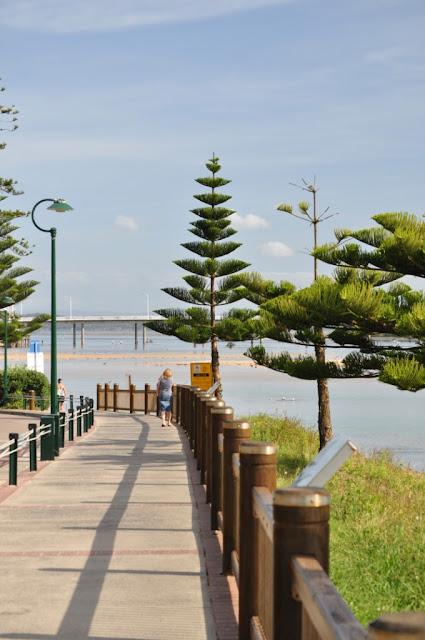 The Entrance, NSW, walking path