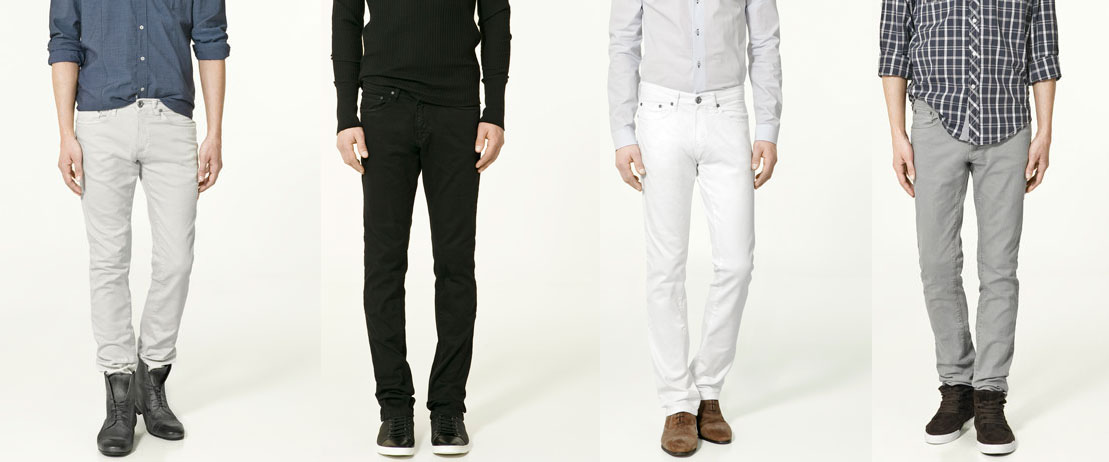 Juan Style Coloured Jeans