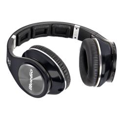 Bluedio R+ Legend Version Bluetooth Headphones Supports NFC Bluetooth 4.0 Revolutionary 8 Tracks 8 Driver Units Deep bass effect wireless Headphones On-Ear Headphones