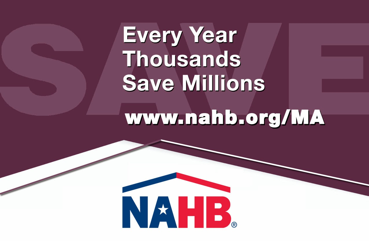 Image result for every year, thousands save millions with nahb