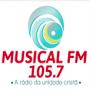Rádio Musical 105.7 FM - São Paulo