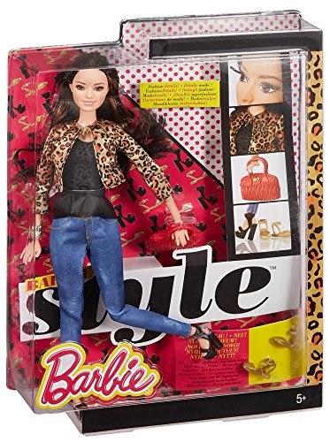 JUGUETES - BARBIE Style - Raquelle | Muñeca Producto Oficial 2015 | Mattel CFM77 | A partir de 5 años