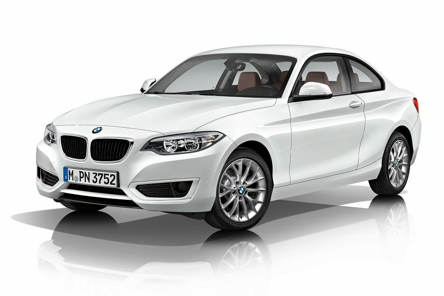 bmw 2 series coup unveiled autoesque. Black Bedroom Furniture Sets. Home Design Ideas