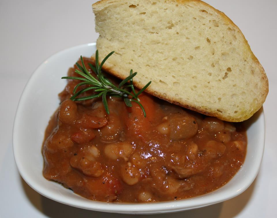 French Pork Stew With White Beans Recipe — Dishmaps